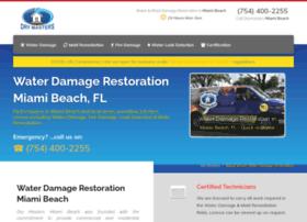 miami-beach.firewaterdamagerestorationfl.com