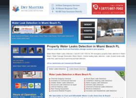 miami-beach.waterleakdetectionfl.com
