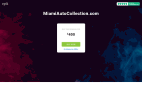 miamiautocollection.com
