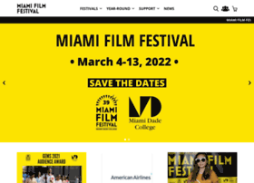 miamifilmfestival.com