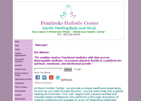 miamiholisticcenter.com