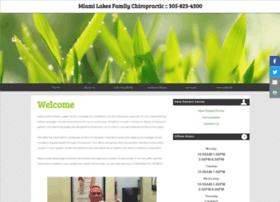 miamilakesfamilychiropractic.com