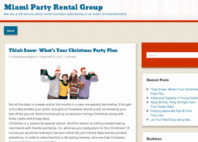 miamipartyrentalgroup.wordpress.com