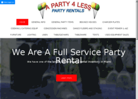 miamipartysupplies.com