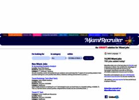 miamirecruiter.com