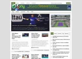 miamitennisnews.com
