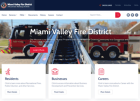 miamivalleyfiredistrict.org