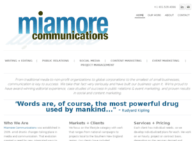 miamorecommunications.com