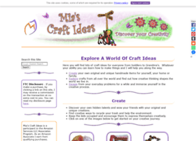 Craft Ideas Store on Craft Ideas For Adults Websites And Posts On Craft Ideas For Adults