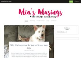 miasmusings.com