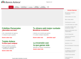 mibancoazteca.com