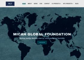 micahglobalfoundation.org