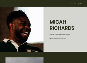 micahrichards.com