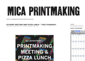 micaprintmaking.com