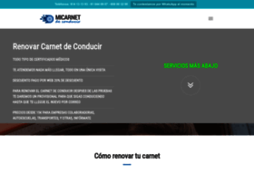 micarnetdeconducir.com