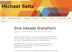 michael-seitz.org