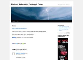 michaelashcroft.net