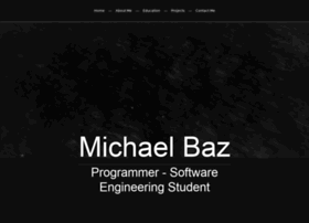 michaelbaz.net