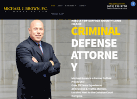 michaelbrownlaw.com