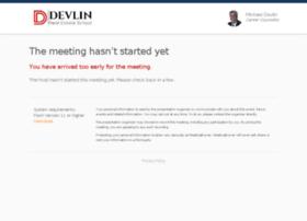 michaeldevlin.enterthemeeting.com
