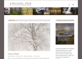 michaelfrye.com