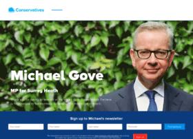 michaelgove.com