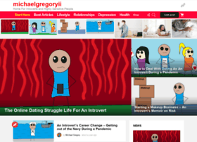 michaelgregoryii.com
