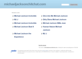 michaeljacksonchitchat.com