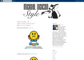 michaeljacksonstyle.blogspot.com