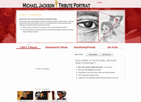 michaeljacksontributeportrait.com