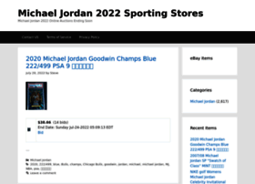 michaeljordan.sportingstores.net