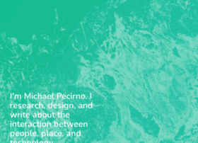 michaelpecirno.com