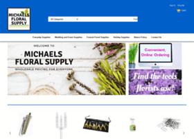 michaelsfloralsupply.com
