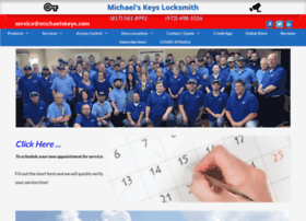 michaelskeyslocksmith.com