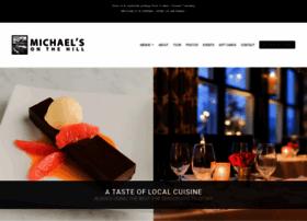 michaelsonthehill.com