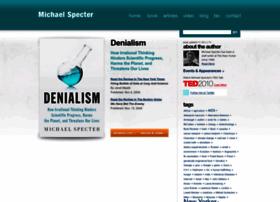 michaelspecter.com