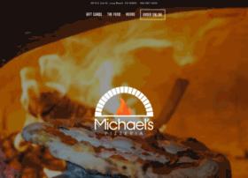 michaelspizzeria.com