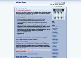 michaelteper.com