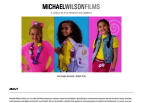 michaelwilsonfilms.com