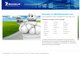 michelintransport.com
