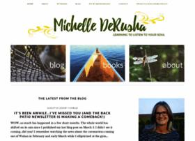 michellederusha.com