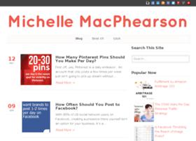 michellemacphearson.com