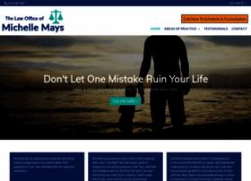 michellemayslaw.com