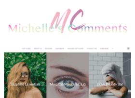 michellescomments.com