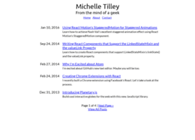 michelletilley.net