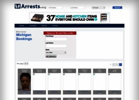 michigan.arrests.org