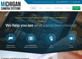 michigancamerasystems.com