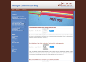 michigancollectionlawblog.com