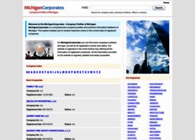 michigancorporates.com