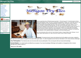 michigandryflies.net